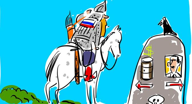 Apa Dampak Perang di Suriah Terhadap Perekonomian Rusia?