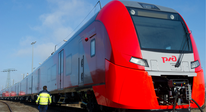 Ingin Bangun Jalur Kereta Medan-Danau Toba, Investor Rusia Survei ke Sumut