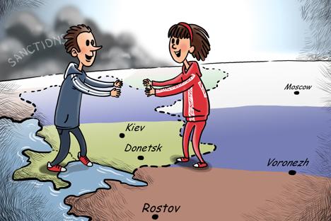 A reunificação da Crimeia e os interesses geopolíticos width=