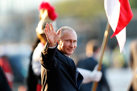 Survei Terbaru, 82 Persen Warga Rusia Dukung Kinerja Putin