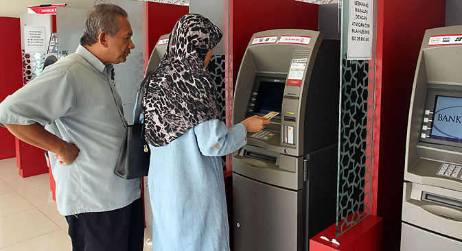 Bancos islâmicos despontam como alternativa a créditos ocidentais width=