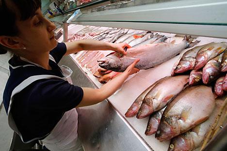 Após meses de negociações, Brasil inicia importação de pescado russo width=