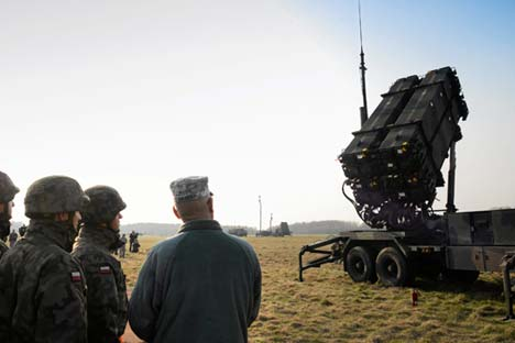 Ada Sekitar 200 Bom Nuklir AS di Eropa, NATO Masih Terus Memperluas?