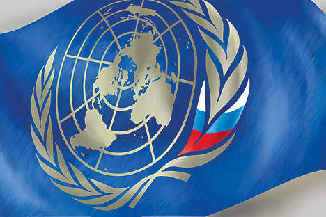 Rusia Terpilih Menjadi Ketua Dewan Keamanan PBB