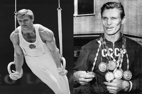 La historia de Borís Shajlin, pionero de la gimnasia soviética
