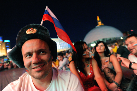 Três enganos culturais sobre os russos width=