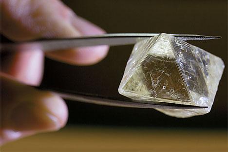 Conheça a origem dos diamantes russos width=