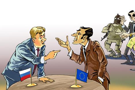 Con lu2019Europa per una nuova collaborazione