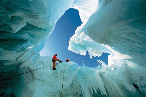 O que o Kremlin busca na Antártica? width=