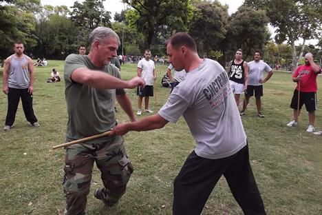 artes marciales buenos aires