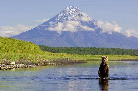 Las cinco maravillas de Kamchatka