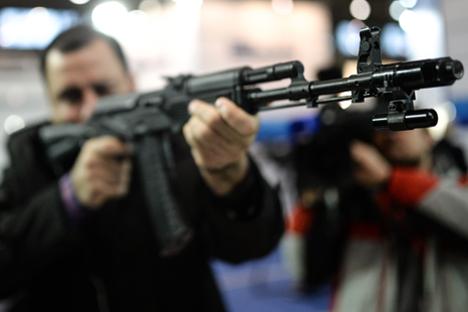La firmeza del mercado armamentístico ruso