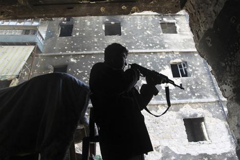 Ejército Libre Sirio