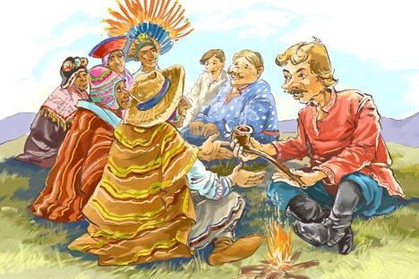 rusia bolivia