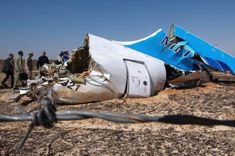 Mengapa ISIS Mengaku Bertanggung Jawab Atas Kecelakaan Pesawat Rusia?