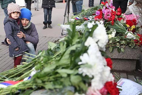 Stragi di Parigi, la condanna della Russia