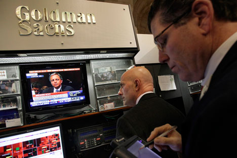 Goldman Sachs corta financiamento para BRIC width=