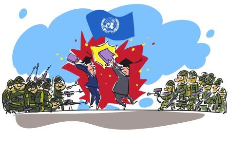 O que faz o Kosovo diferente da Crimeia? width=