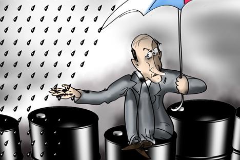 Revolusi minyak: AS vs Russia