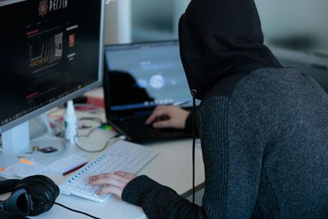 Tudingan Kejahatan Siber untuk Rusia