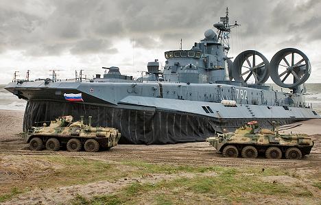 Mengapa Militer Rusia yang Kuat Baik untuk Dunia?