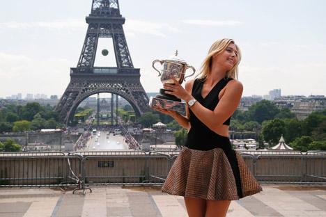 Lima Fakta Mengenai Maria Sharapova