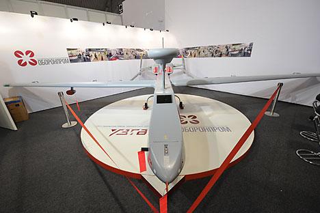 Pesawat Tempur Tanpa Awak Bergabung dengan Pasukan Rusia