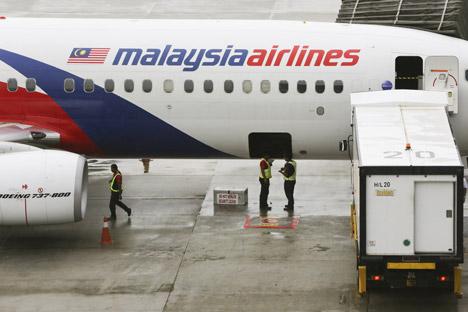 Rusia Siap Bergabung Selidiki Kecelakaan Malaysia Airlines