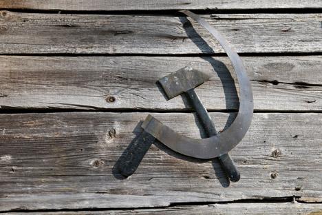 Palu dan Arit, Lambang Keramat Negara Soviet