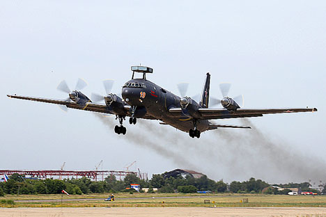 Pesawat Il-38 Rusia, Senjata Peneror Kapal Selam