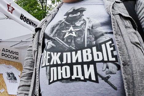 Santun, Citra Baru Tentara Rusia