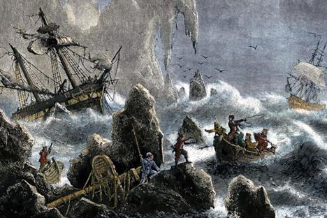 Tujuh Penjelajah Terhebat dalam Sejarah Rusia