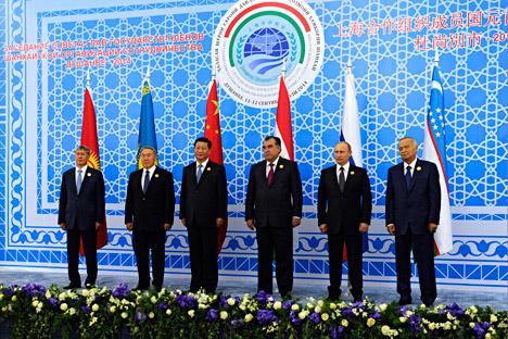 Putin Ajak India dan Pakistan Bergabung dengan SCO