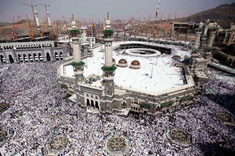 Distribusi Kuota Tak Merata, Calon Haji Rusia Bersaing Demi Berangkat ke Tanah Suci