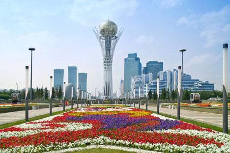Wajah Asia Tengah, Tanpa Rusia