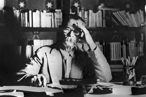 Hari-hari Terakhir Penulis Rusia Maxim Gorky