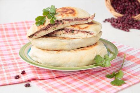 Lobiani, Hidangan Pesta Ala Georgia
