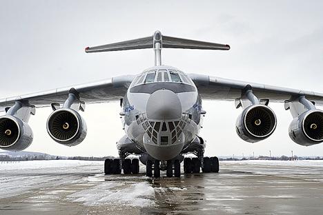 Modifikasi Il-76, Pesawat Universal Rusia yang Akan Jadi Primadona Dunia