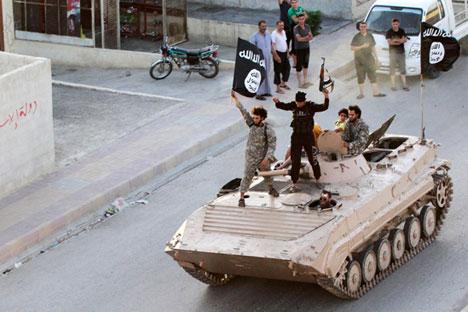 Pakar: Perselisihan AS dan Rusia Hanya Menguntungkan Teroris