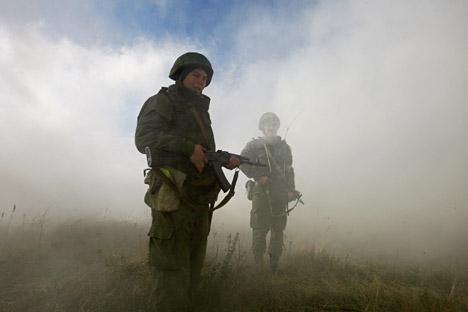 Seragam Tentara Rusia Masa Kini, Hasil 300 Tahun Evolusi 'Mode Militer'