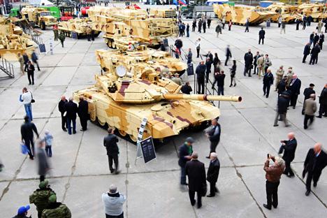 Pabrik Senjata Rusia Lebarkan Sayap di Pasar Global, Indonesia Paling Potensial