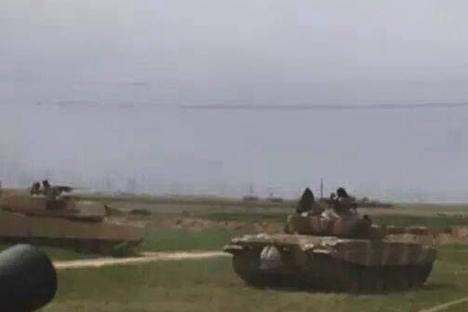 Dulu Musuh, Kini Sekutu: Tank Amerika dan Soviet Bertempur Bersama di Irak