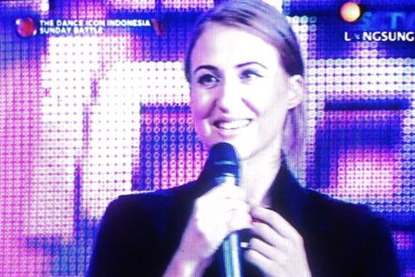 Katya Masuk TV