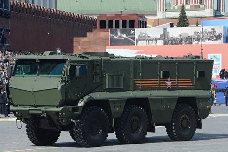 Tiga Kendaraan Masa Depan Terhebat Milik Militer Rusia