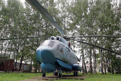 Rusia Hidupkan Kembali Helikopter Anti-Kapal Selam Mi-14