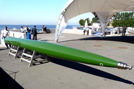 Torpedo Baru Rusia: Skhval 2.0 atau Seekor Kura-kura