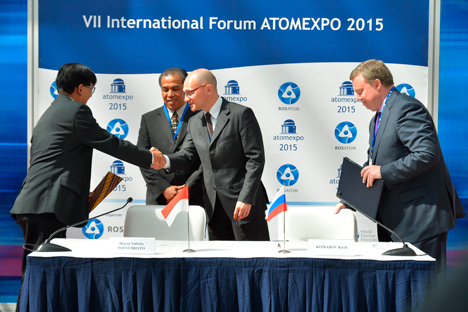 Kepala Batan: Indonesia Butuh Teknologi Nuklir Rusia