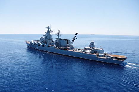 Akankah Rusia dan NATO Kembali Bersitegang di Laut Hitam?