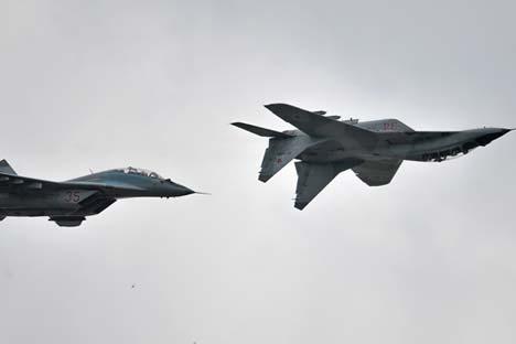 Jet Tempur Ringan Generasi V MiG: Terus Dikembangkan Walau Tak Ada Pemesan