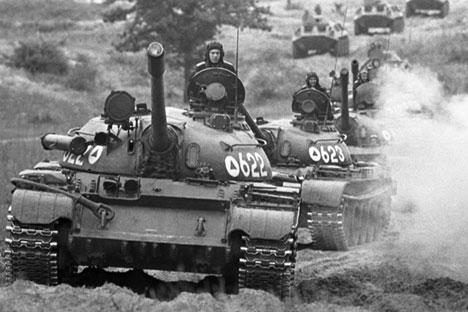 Tank T-55: Tank Klasik Soviet, Veteran Konflik Lokal